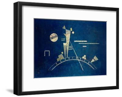 Fragile, 1931-Wassily Kandinsky-Framed Giclee Print
