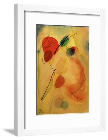 Untitled, 1916-Wassily Kandinsky-Framed Giclee Print
