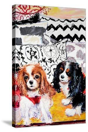 Gemma and Daphne, 2014-Billy Sullivan-Stretched Canvas Print