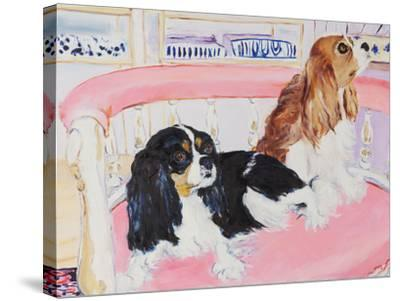 Daphne and Gemma, 2009-Billy Sullivan-Stretched Canvas Print