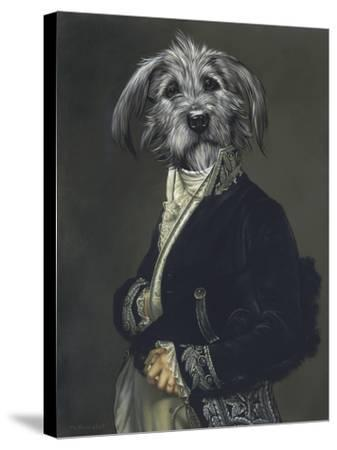 The Archduke-Thierry Poncelet-Stretched Canvas Print