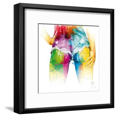 Preston Lee-Patrice Murciano-Framed Art Print
