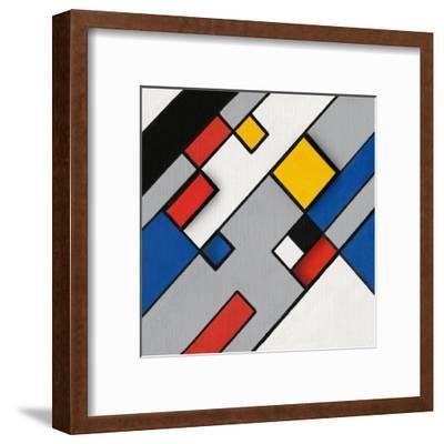 Set II-Theo Schouten-Framed Art Print
