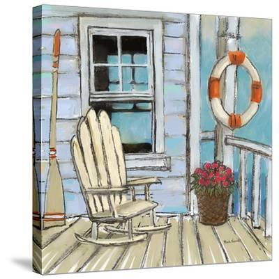 Pier Four-Rick Novak-Stretched Canvas Print