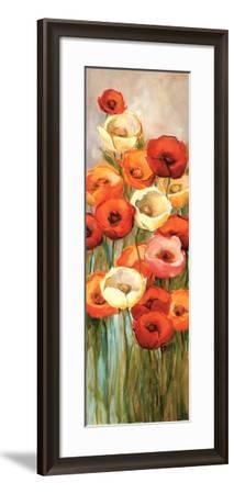 A Touch of Sun II-Carol Robinson-Framed Art Print