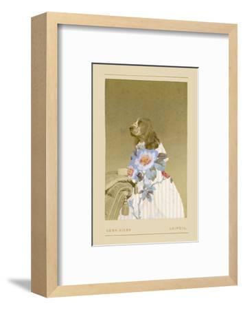 Constance-Philippe Debongnie-Framed Art Print