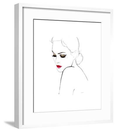 Simplicity-Jessica Durrant-Framed Giclee Print