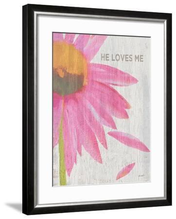 He Loves Me-Lisa Weedn-Framed Giclee Print