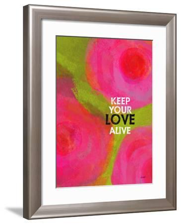 Keep Your Love-Lisa Weedn-Framed Giclee Print