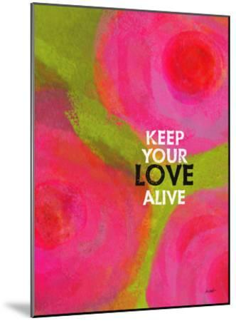 Keep Your Love-Lisa Weedn-Mounted Giclee Print
