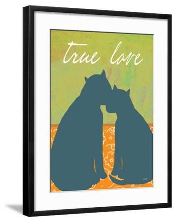 True Love-Lisa Weedn-Framed Giclee Print