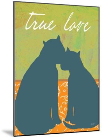 True Love-Lisa Weedn-Mounted Giclee Print