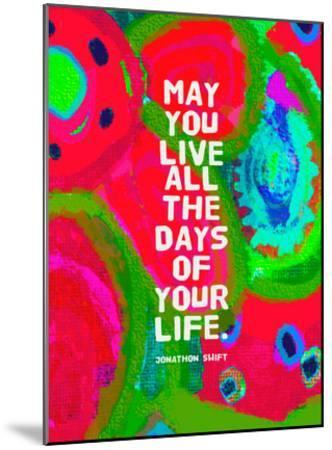 May You Live-Lisa Weedn-Mounted Giclee Print