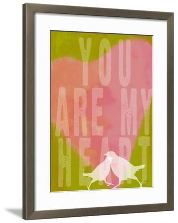 You Are My Heart-Lisa Weedn-Framed Giclee Print