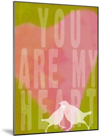 You Are My Heart-Lisa Weedn-Mounted Giclee Print