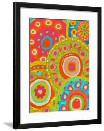 Go With The Flow-Lisa Weedn-Framed Giclee Print