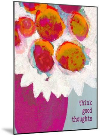 Think Good Thoughts-Lisa Weedn-Mounted Giclee Print