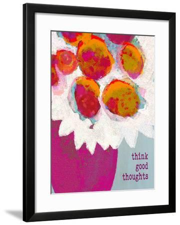 Think Good Thoughts-Lisa Weedn-Framed Giclee Print