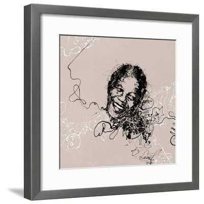 Freedom-Oksana Leadbitter-Framed Giclee Print