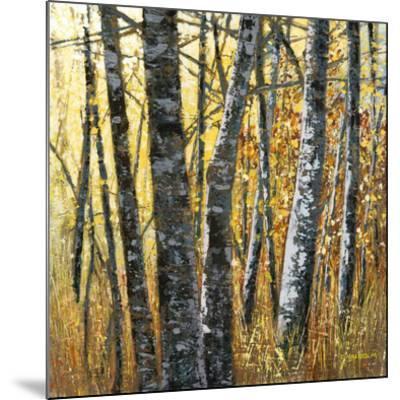 Treescape 4-Carole Malcolm-Mounted Art Print