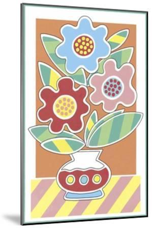 Splash of Colour III-Enrique Hormigos-Mounted Art Print