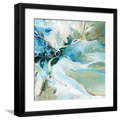 Écume-Kathleen Cloutier-Framed Art Print