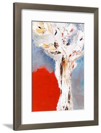 Salsa-Kathleen Cloutier-Framed Art Print