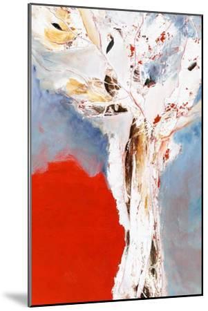Salsa-Kathleen Cloutier-Mounted Art Print