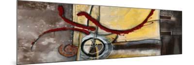 Brouillard II-Sylvie Cloutier-Mounted Art Print
