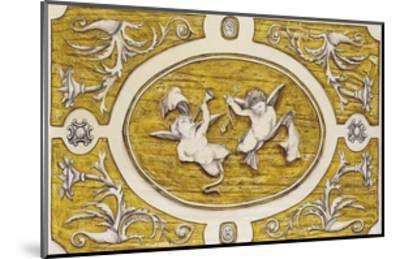 Angelic Collection II-Equipo Color-Mounted Art Print