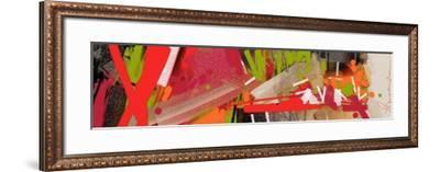 Happy Time-Doris Savard-Framed Art Print