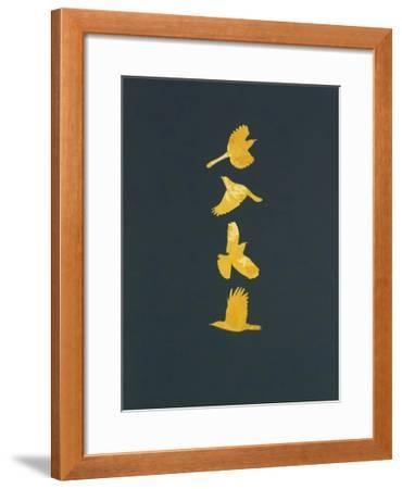 Exotic Feast-March Flanders-Framed Giclee Print