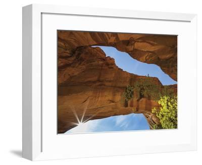 Jacks Arch-Don Paulson-Framed Giclee Print