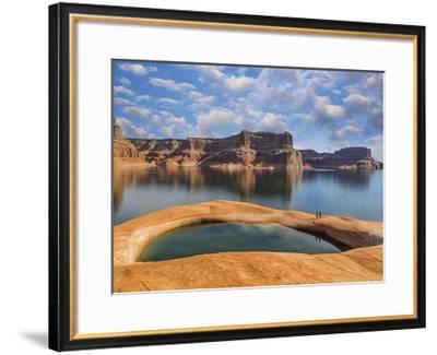 Last Chance Bay III-Don Paulson-Framed Giclee Print