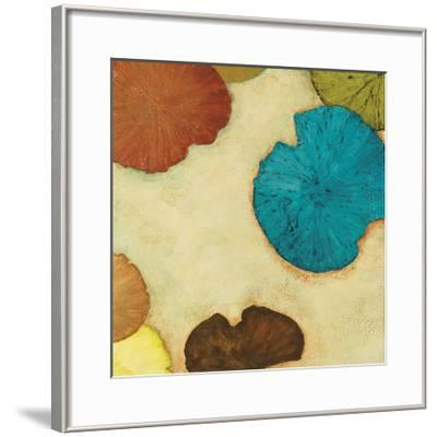 Lotus Lake 4-Lynn Basa-Framed Giclee Print