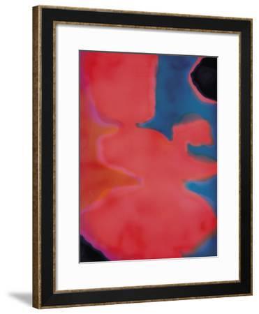 Amidst The Fog- Lola-Framed Giclee Print