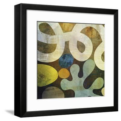 Mod Look 3-Yuko Lau-Framed Giclee Print