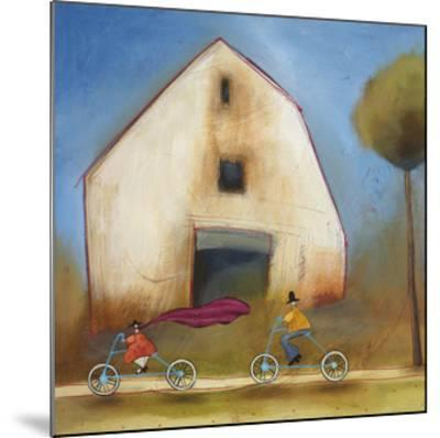 One Fine Day-Stacy Dynan-Mounted Giclee Print