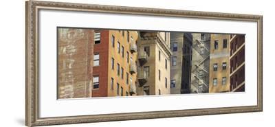 Bricks and Blocks-Ken Bremer-Framed Giclee Print