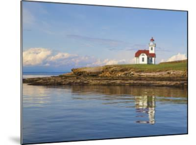 Patos Light House-Don Paulson-Mounted Giclee Print