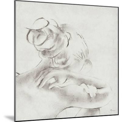 Harmony I-Deborah Pearce-Mounted Giclee Print