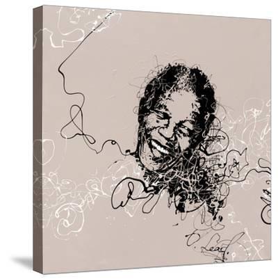 Freedom-Oksana Leadbitter-Stretched Canvas Print