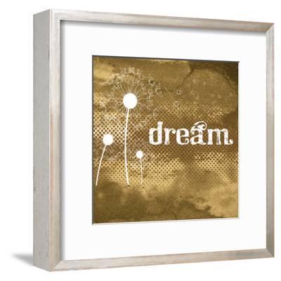 Sand Dollar Dream-Melody Hogan-Framed Art Print