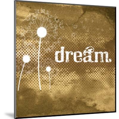 Sand Dollar Dream-Melody Hogan-Mounted Art Print