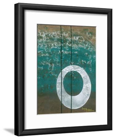 Sabot I-Umang-Framed Art Print