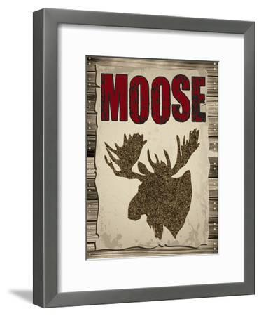Lodge Series 02-Melody Hogan-Framed Art Print