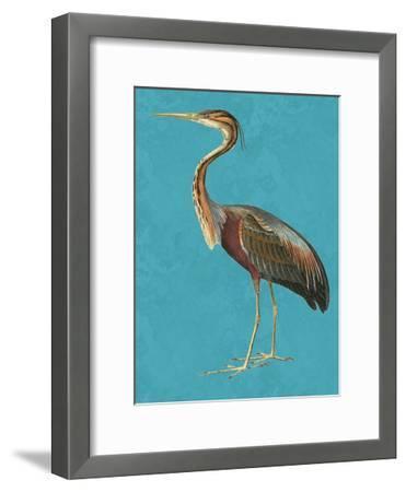 Tall Bird 1-Sheldon Lewis-Framed Art Print