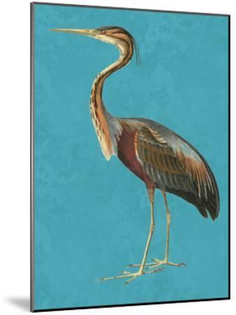 Tall Bird 1-Sheldon Lewis-Mounted Art Print