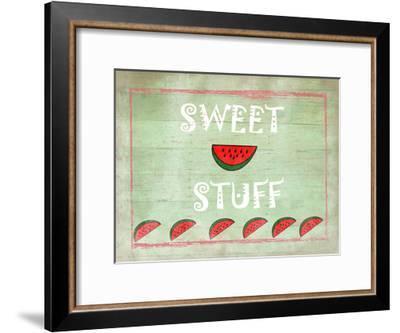 Sweet Stuff-Sheldon Lewis-Framed Art Print