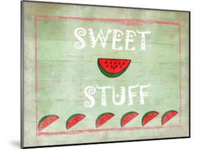 Sweet Stuff-Sheldon Lewis-Mounted Art Print